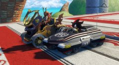 索尼克和全明星赛车:变形截图