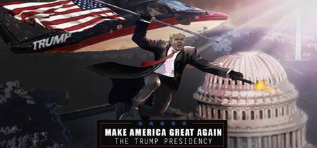 让美国再度伟大:总统川普