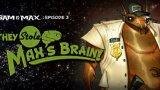 山姆和麦克斯303:他们偷走了马克斯的大脑!