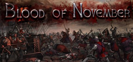 艾森沃德:十一月之血