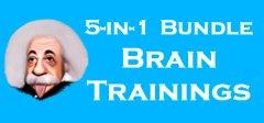 五合一大脑训练捆绑包