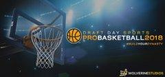 选秀日运动:职业篮球2018
