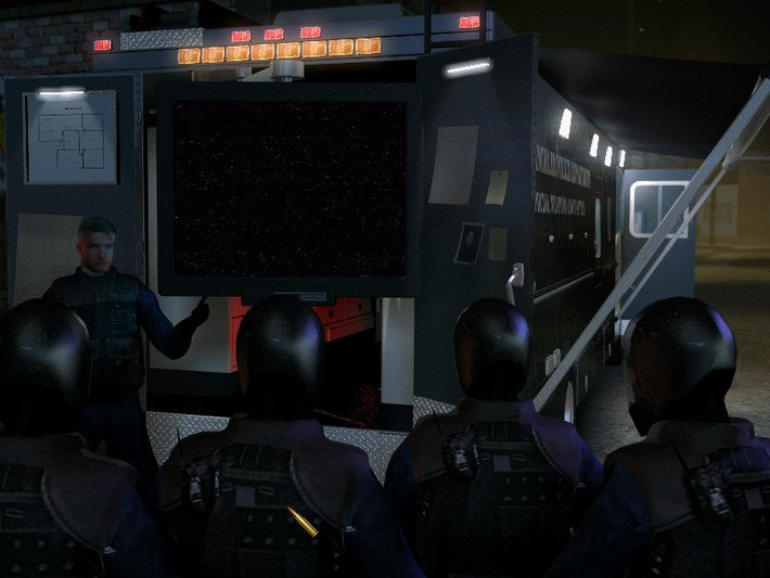 SWAT 3:年度战术游戏截图第1张