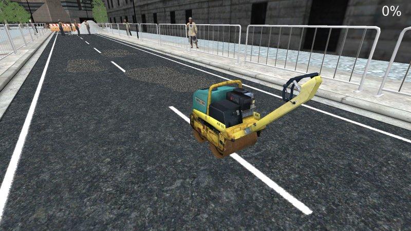 道路施工模拟截图第4张
