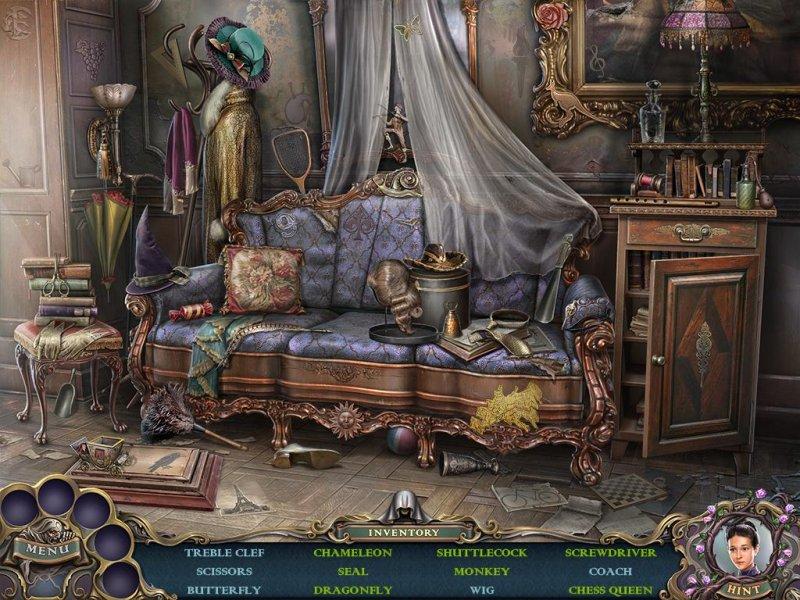 女巫猎人: 失窃之美截图第3张