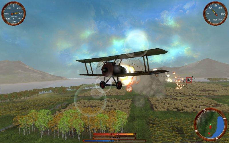 Flying Baron 1916截图第2张