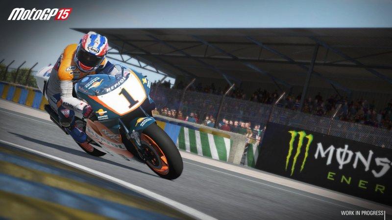 MotoGP™15截图第11张