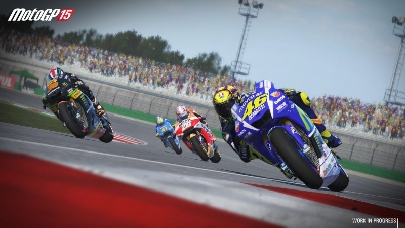 MotoGP™15截图第1张