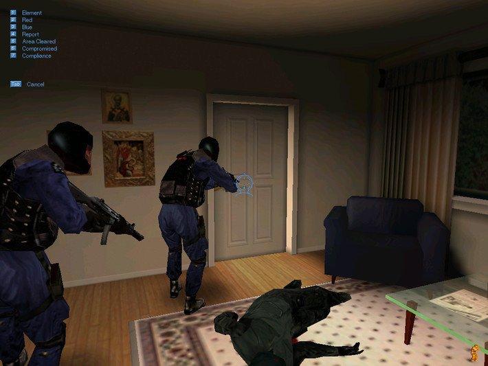 SWAT 3:年度战术游戏截图第5张