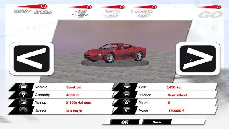 安全驾驶模拟器:汽车截图第3张