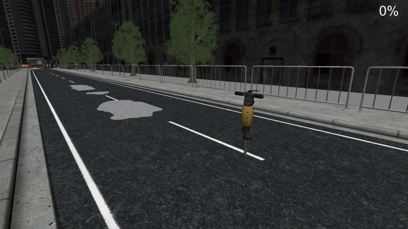 道路施工模拟截图第2张