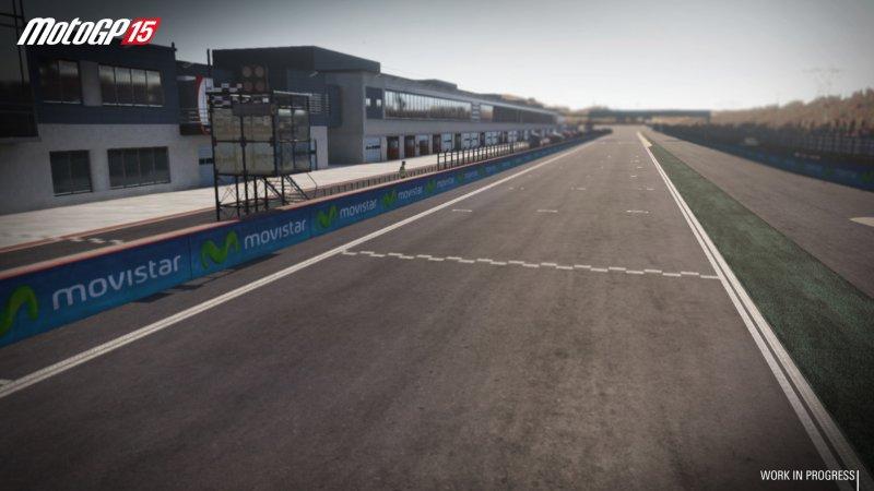 MotoGP™15截图第4张