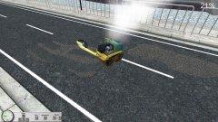 道路施工模拟截图