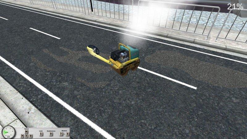 道路施工模拟截图第8张