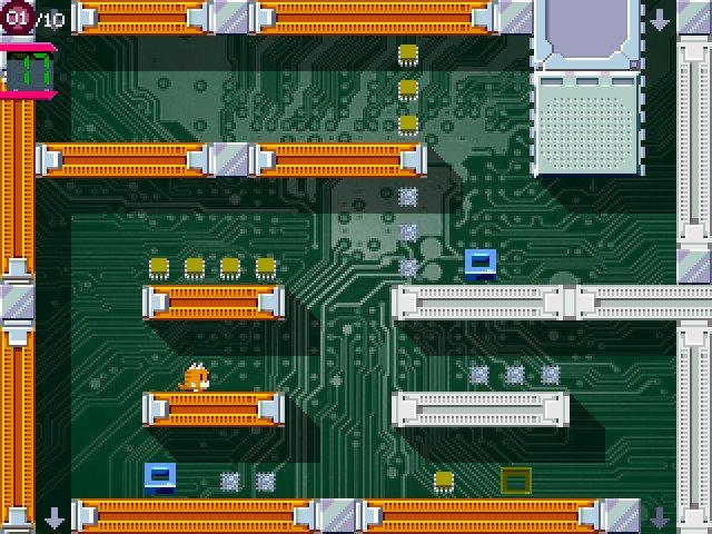晶体芯片收集器截图第2张