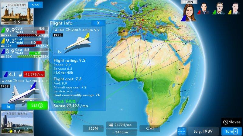 航空公司董事2 -大亨游戏截图第1张