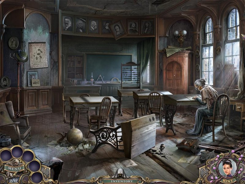 女巫猎人: 失窃之美截图第1张