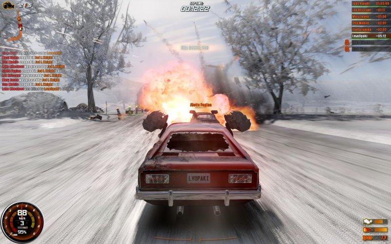 燃油机车:战斗屠杀截图第2张