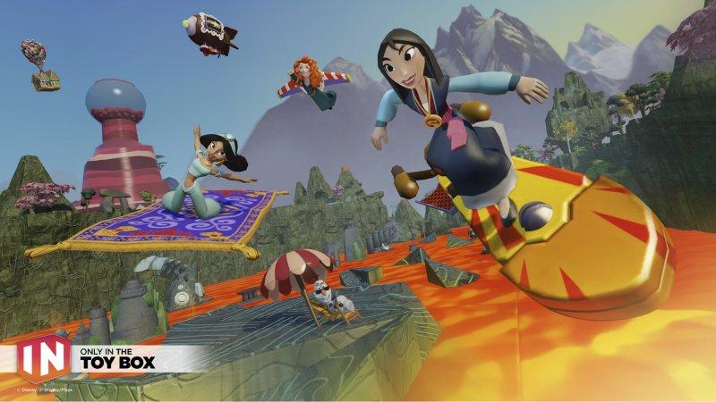 迪斯尼无限3.0:黄金版包括星球大战截图第4张