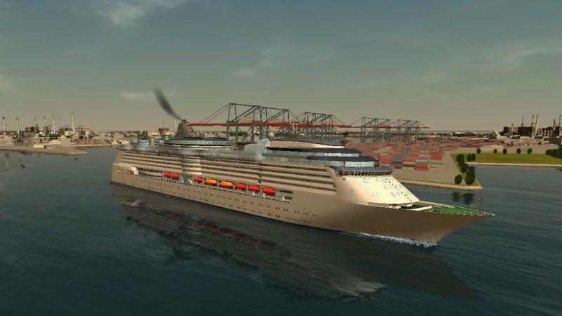 欧洲船模拟器截图第3张