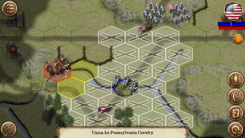 Civil War: 1861截图第3张