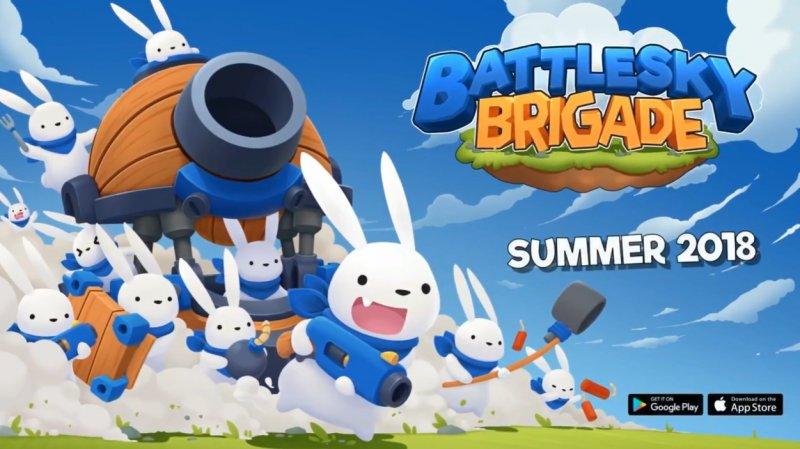 BattleSky Brigade截图第1张