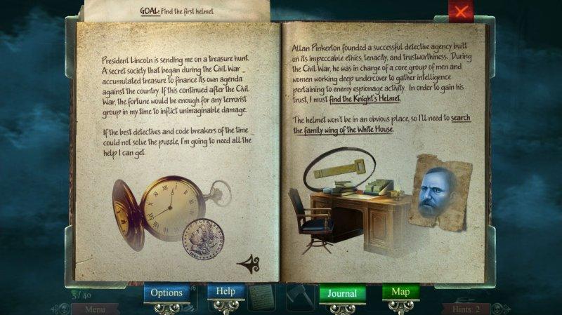 午夜之谜:亚伯拉罕的女巫 - 珍藏版截图第3张