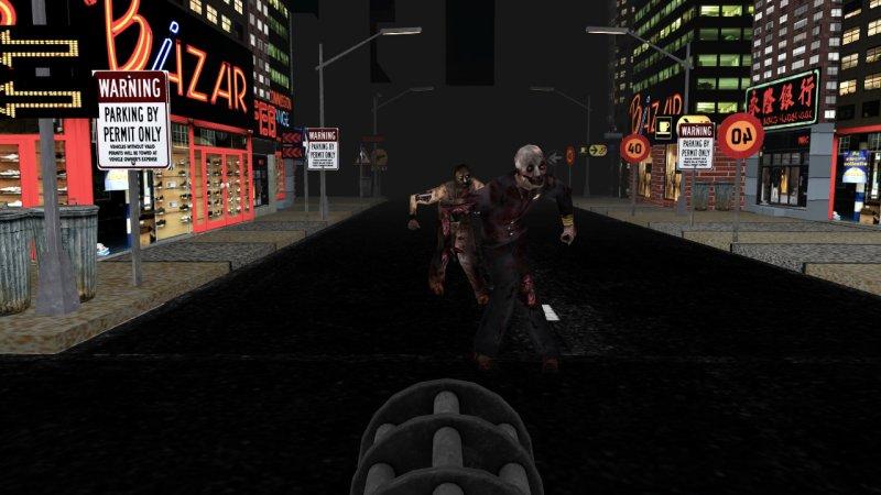 被掩没的部队:僵尸生存截图第3张