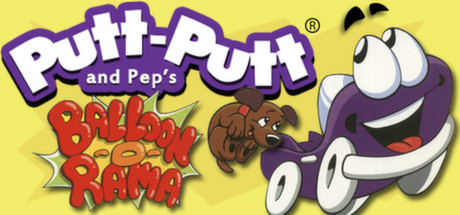 Putt-Putt® and Pep's Balloon-o-Rama