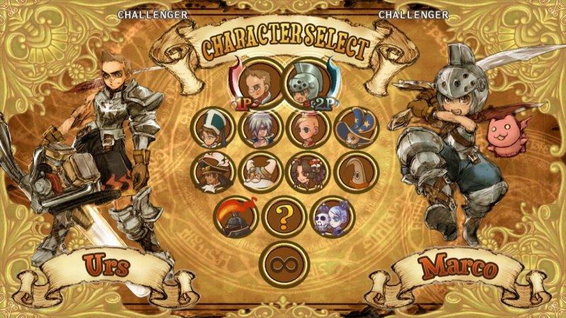 Battle Fantasia -Revised Edition-截图第1张