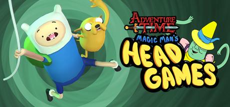 冒险时间:魔术男子的头脑游戏