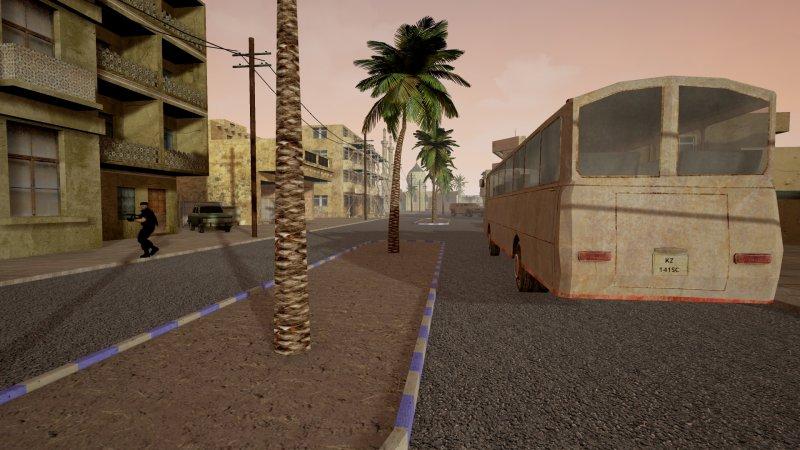 沙漠惊雷:突袭部队截图第1张