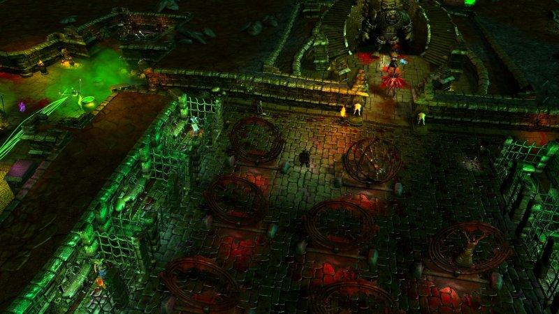 地下城 - 黑魔王截图第4张