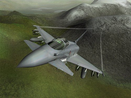 欧洲战斗机台风截图第3张