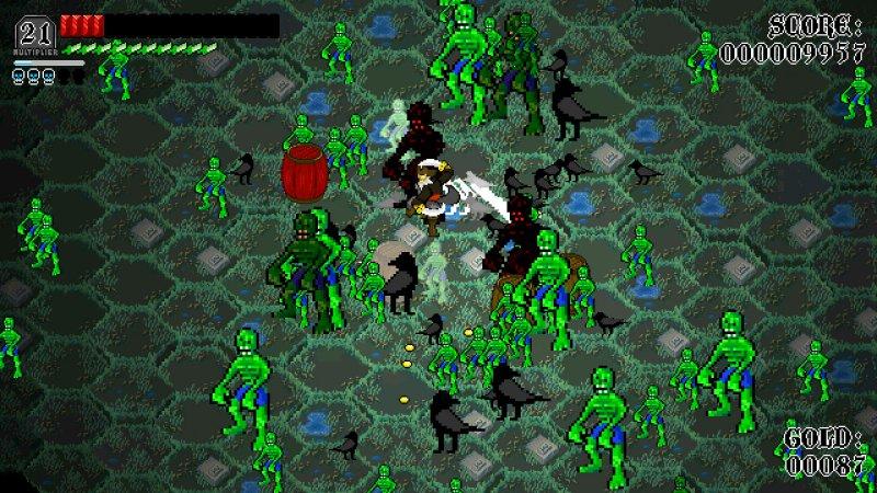 空间幽灵海盗僵尸猎人截图第4张