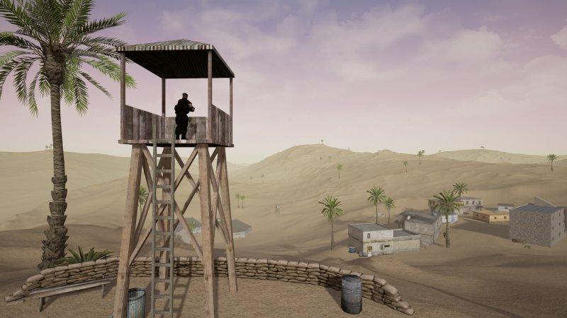 沙漠惊雷:突袭部队截图第2张