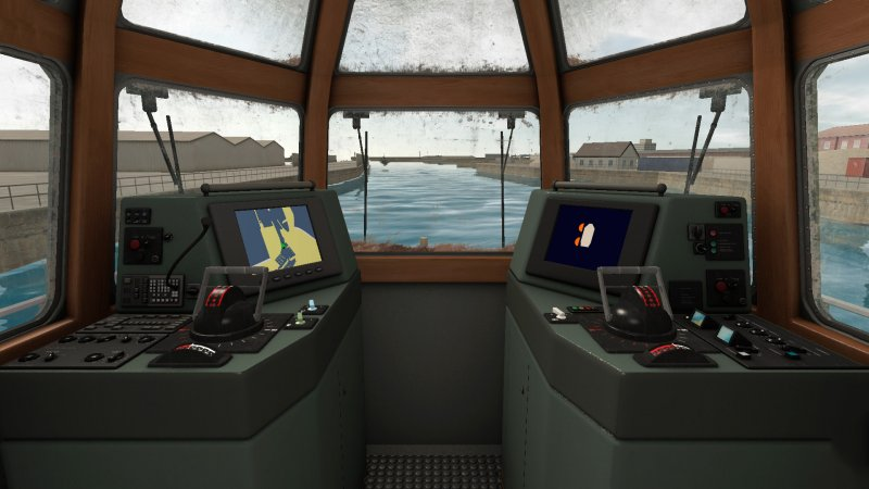 欧洲船模拟器截图第4张