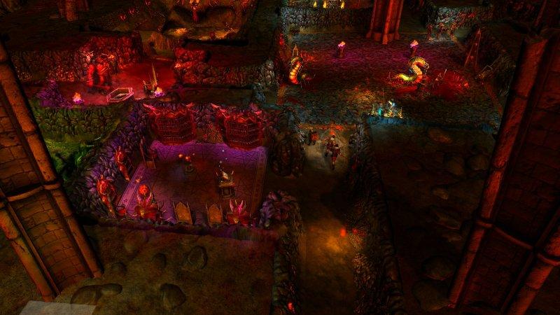 地下城 - 黑魔王截图第3张