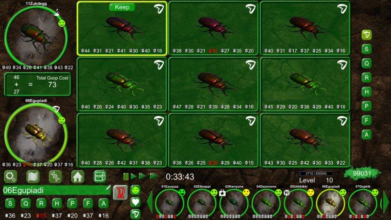 甲虫起义截图第4张