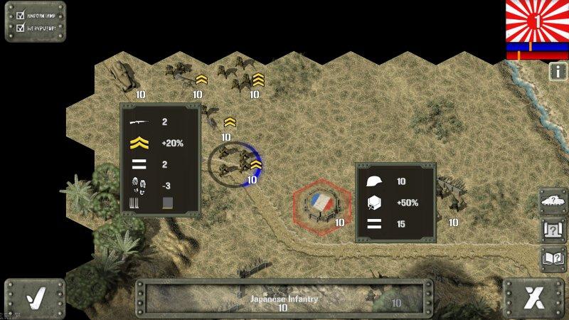 坦克大战太平洋战役截图第1张