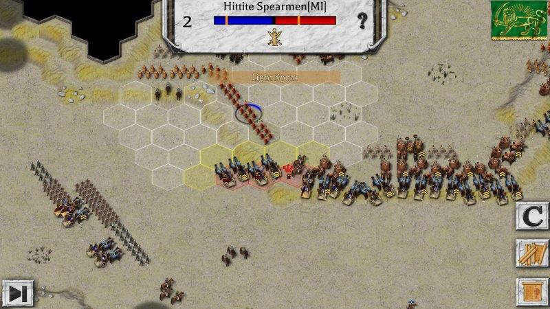 古代战争世界截图第7张