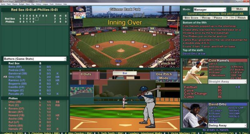 棒球巨星:钻石截图第4张