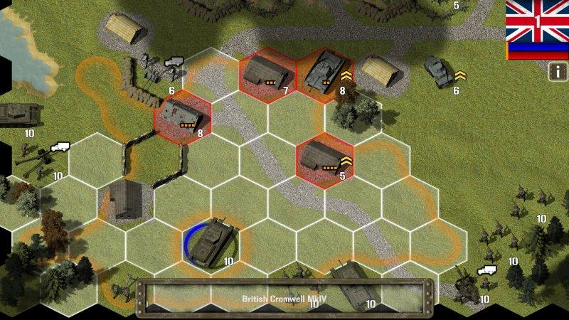 坦克战争诺曼底截图第5张