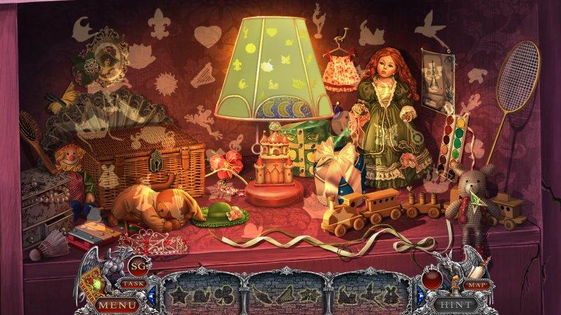 复仇之魂诅咒城堡截图第4张