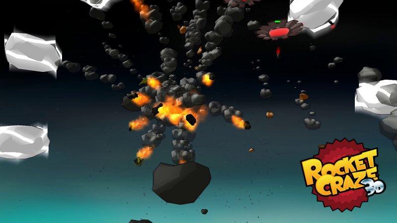 疯狂火箭3D截图第6张