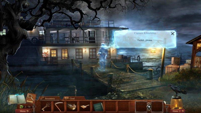 午夜之谜3:密西西比河之恶魔截图第2张