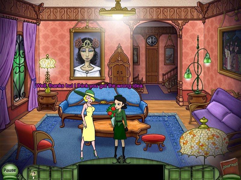 翡翠城之谜截图第3张