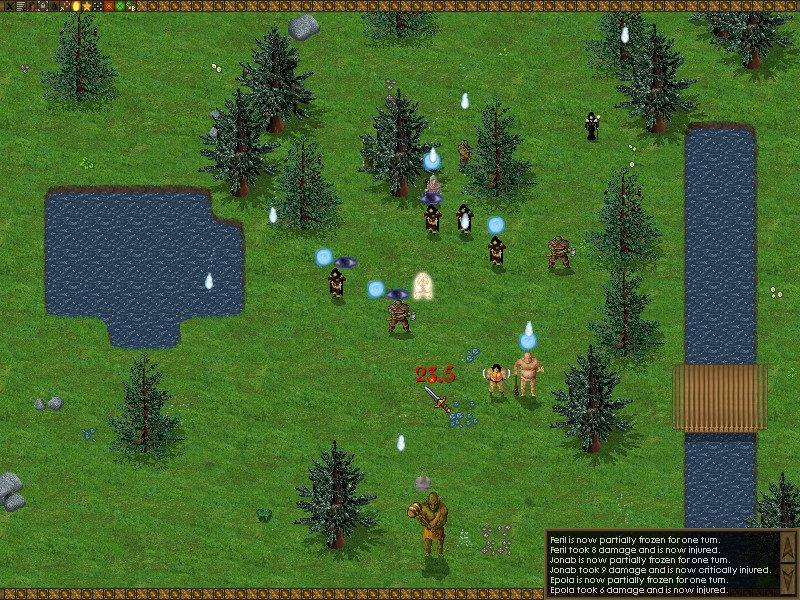 Battles of Norghan截图第1张