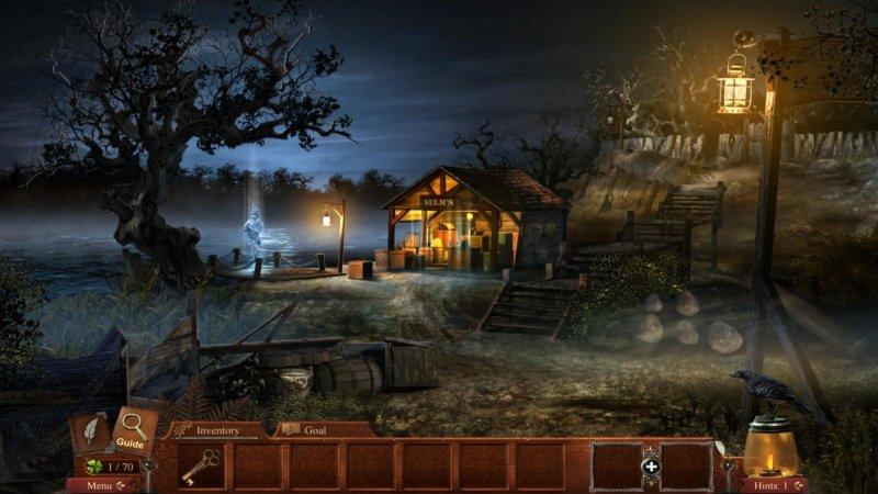 午夜之谜3:密西西比河之恶魔截图第1张