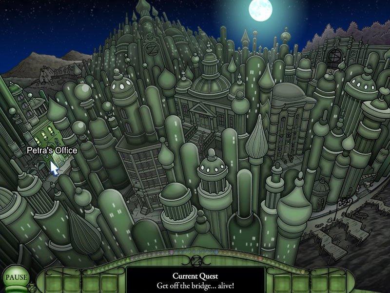 翡翠城之谜截图第8张